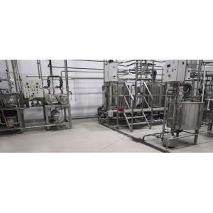 """Завод по производству молочных продуктов """"Pure Milky"""""""