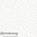 Потолочная панель Armstrong Bajkal (Байкал) 600х600х12 мм