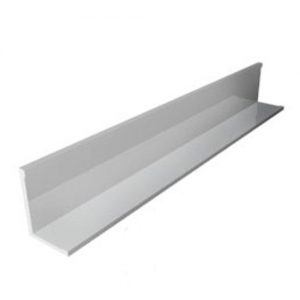 Уголок Албес PL 19х24 стальной, белый