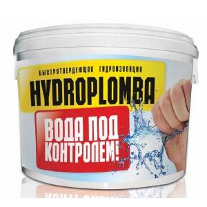 Bergauf HYDROPLOMBA быстротвердеющая гидроизоляция, 0,6 кг