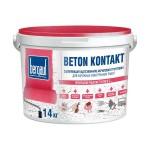 Грунт адгезионный Bergauf BETON KONTAKT, 14 кг