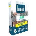 Клей для камня BERGAUF GRANIT, 25 кг