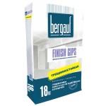 Шпаклевка гипсовая финишная Bergauf FINISH GIPS, 18 кг