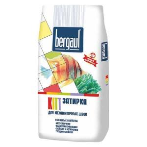 Затирка Bergauf KITT (Серая), 25 кг