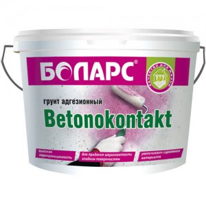 Грунт Бетоноконтакт БОЛАРС, 10 кг