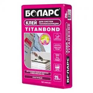 Боларс Titanbond клей для теплоизоляции