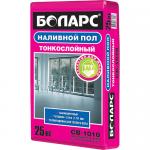 Финишный тонкослойный цементный наливной бол БОЛАРС СВ-1010