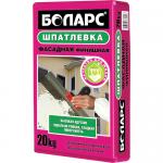 Шпатлевка фасадная белая цементная БОЛАРС ФАСАДНАЯ ФИНИШНАЯ