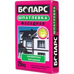 Шпатлевка фасадная базовая цементная БОЛАРС ФАСАДНАЯ