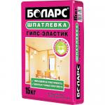 Финишная гипсовая эластичная шпатлевка БОЛАРС ГИПС ЭЛАСТИК