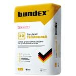 Штукатурно-клеевая смесь Bundex Теплоклей, 25 кг