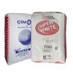 Белый цемент М500 (Adana / Cimsa), 50 кг