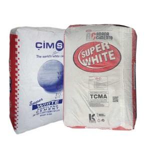 Белый цемент М500 Adana/Cimsa 50 кг (Турция)