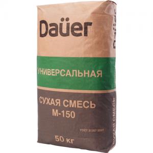 Универсальная сухая смесь М-150 Dauer