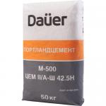 Цемент М-500 Dauer, 50 кг