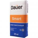 Плиточный клей DAUER SMART, 25 кг