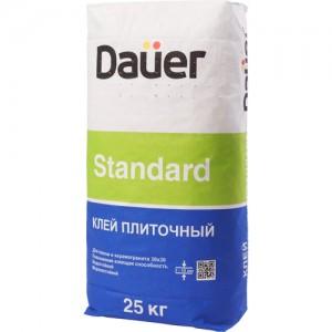 Клей для керамогранита и плитки Dauer Standard (Стандарт)