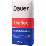 Клей для тяжелого керамогранита DAUER UNIFLEX, 25 кг