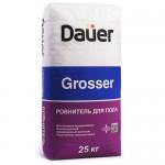 Ровнитель для пола Dauer Grosser, 25 кг