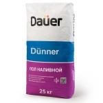 Наливной пол цементный Dauer Dunner, 25 кг