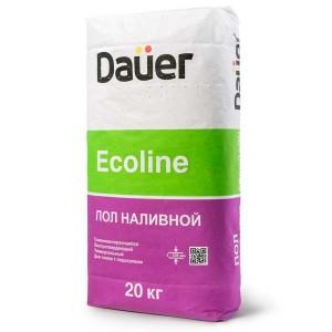 Наливной пол Dauer Ecoline, 20 кг