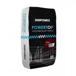 Топпинг для пола Dispomix Powertop A700 корундовый (бордовый), 25 кг