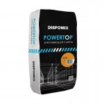 Топпинг для пола Dispomix Powertop A700 корундовый (оранжевый), 25 кг