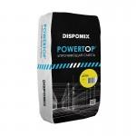 Топпинг для пола Dispomix Powertop A700 корундовый (желтый), 25 кг