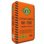 Универсальная сухая смесь М-150 Fix, 50 кг