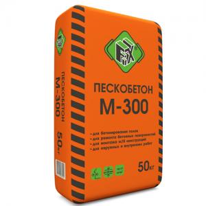 Пескобетон М-300 FIX 50 кг