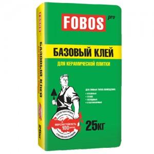 Fobos Pro Базовый клей для плитки и керамогранита