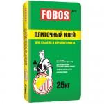 Клей для кафеля и керамогранита FOBOS PRO