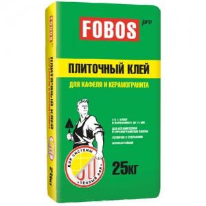 FOBOS PRO клей для керамогранита и кафеля
