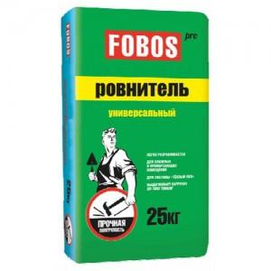FOBOS PRO универсальный цементный ровнитель пола
