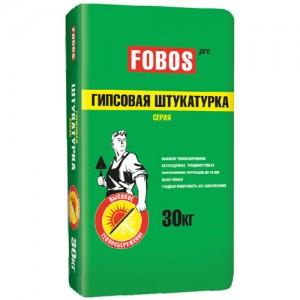 Fobos Pro гипсовая перлитовая штукатурка
