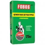 Штукатурка фасадная цементная FOBOS PRO