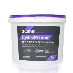 GLIMS HydroPrimer грунт для гидроизоляции, 5 л