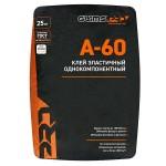 Плиточный клей GLIMS А-60 эластичный, 25 кг
