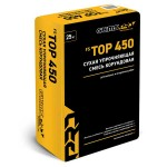 Упрочняющая смесь для пола (топпинг) GLIMS FS-TOP-450 (корундовая), 25 кг