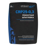 Шпатлевка для ремонта бетона GLIMS PRO CRP-25 0.3, 25 кг