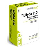 "Штукатурка декоративная GLIMS PRO DFM 2.0 ""Шуба"", 25 кг"