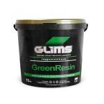 Готовая гидроизоляция ГЛИМС Green Resin, 15 кг
