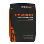 Штукатурно-клеевой состав GLIMS BFM Фасад 0.8, 25 кг