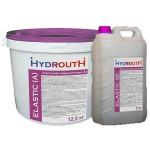 Двухкомпонентная гидроизоляция HYDROUTH ELASTIC, 12,5 + 5 кг