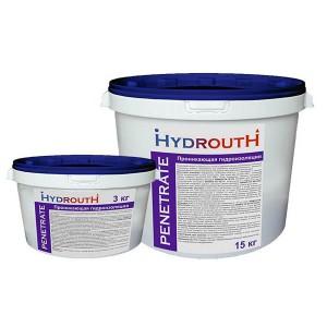 Гидроизоляция HYDROUTH PENETRATE (Гидраут Пенетрат)
