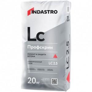 Индастро Профскрин LC2.5 антикоррозийный ремонтный состав , 20 кг