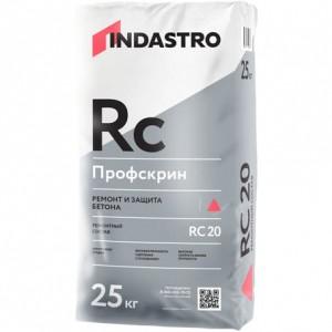 Индастро Профскрин RC20 ремонтный состав, 25 кг