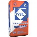 Универсальный ремонтный состав IVSIL RENDER, 20 кг