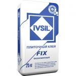 Клей для керамической плитки IVSIL FIX