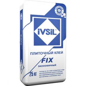 IVSIL FIX клей для керамической плитки